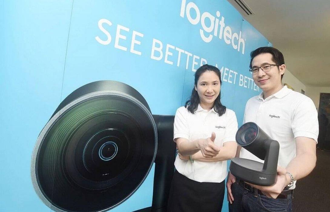 'โลจิเทค' เปิดตัว กล้องวิดีโอคอนเฟอเรนซ์ 4K รุกตลาดองค์กรธุรกิจ
