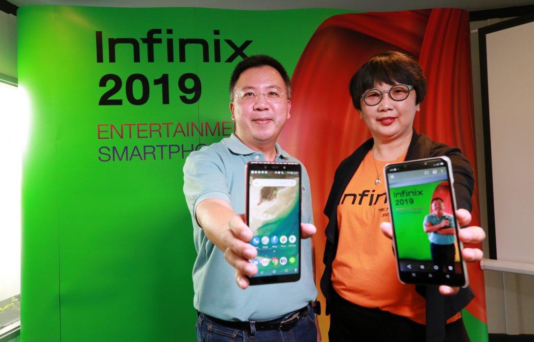 """""""อินฟินิกส์"""" ลุยทำตลาดเต็มที่ หวังยืนหนึ่งเอนเทอร์เทนเมนต์โฟนในไทย"""