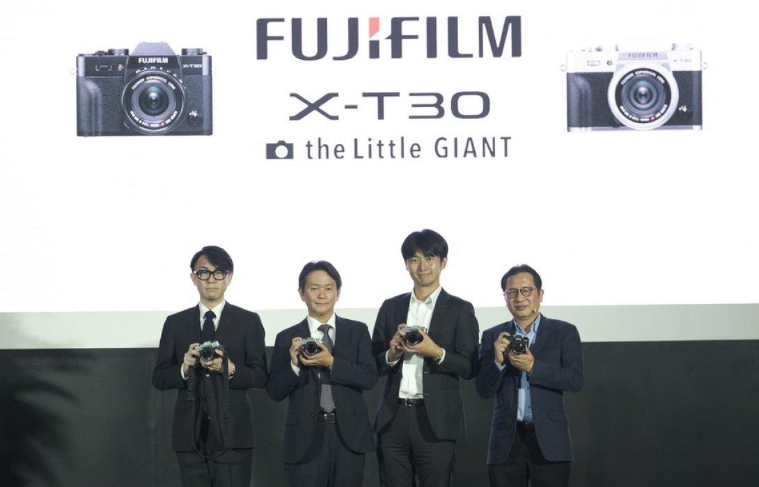 """""""ฟูจิฟิล์ม"""" ยืนหนึ่งตลาดกล้องมิลเลอร์เลสแชร์พุ่ง 50 % ชู กลยุทธ์ Influencer ทำตลาดดันยอดต่อเนื่อง"""