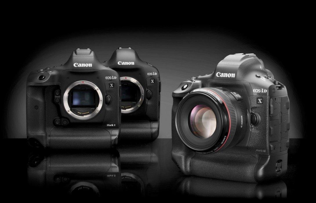 ใหม่! แคนนอน EOS-1D X Mark III สุดยอดกล้องฟูลเฟรมขั้นเทพ