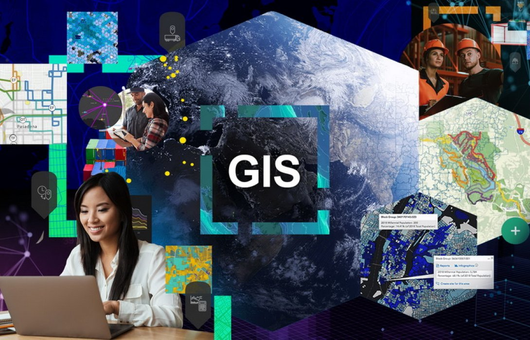 """""""ESRI"""" ชู เทคโนโลยี GIS ช่วย 4 ธุรกิจหลักปรับวิกฤตเป็นโอกาส รับยุค New Normal"""