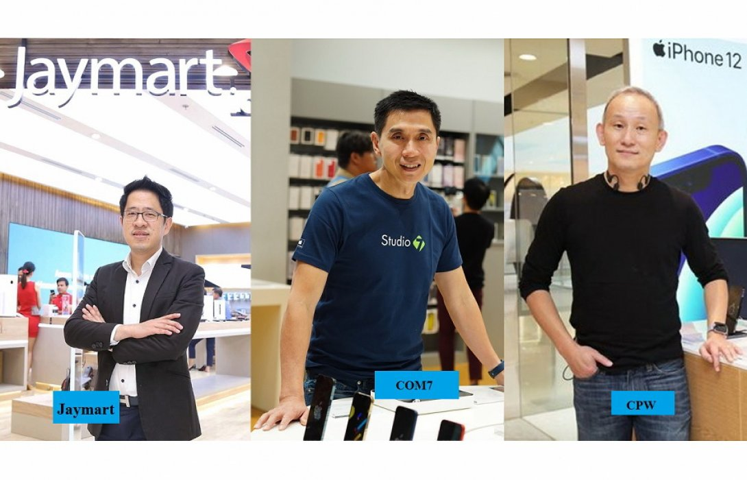 """""""เหล่า ผปก. มือถือ"""" ชี้ กระแส """"iPhone12"""" สุดปัง!  กระตุ้นตลาดสมาร์ทโฟนในไทยคึกคักรับปลายปี"""