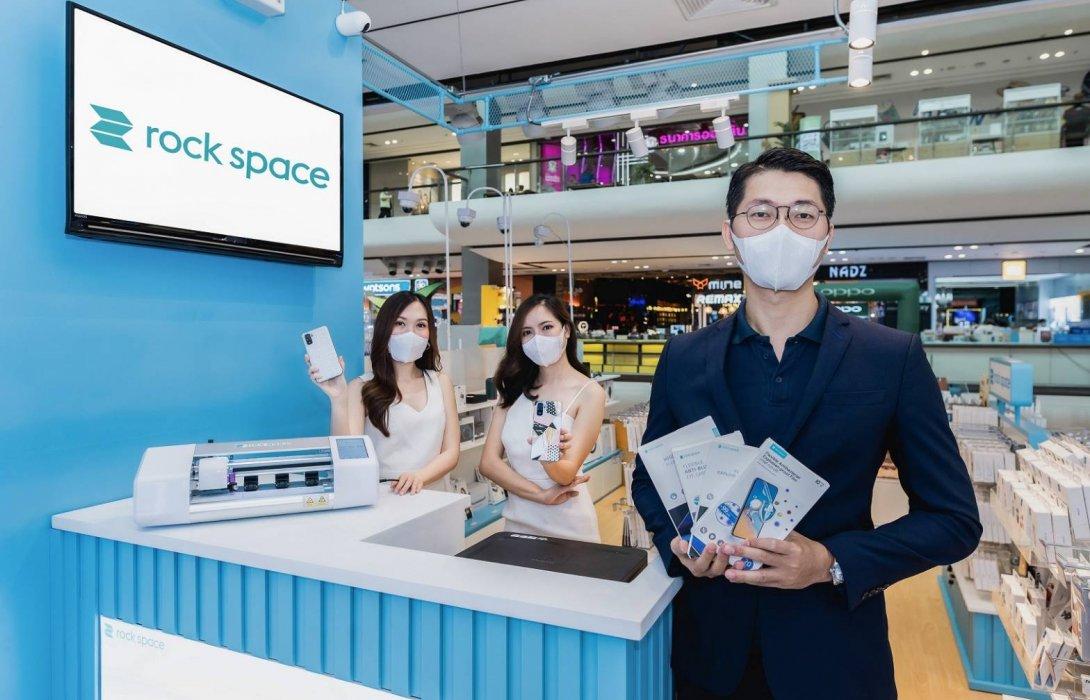 """""""ร็อก สเปซ"""" ส่ง เครื่องตัดฟิล์มอัจฉริยะรุ่น ZC1 เจาะตลาดไทยตั้งเป้ายอดขายปีละ 100 ลบ."""